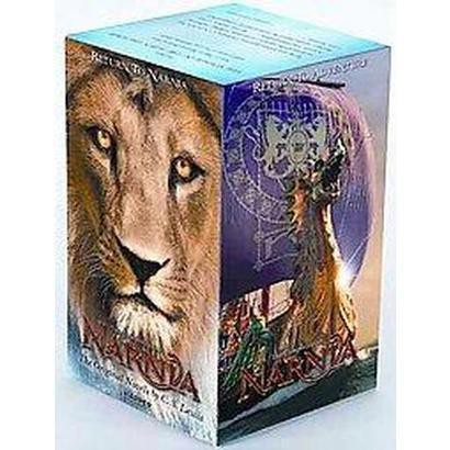 The Chronicles of Narnia Box Set (Media Tie-In) (Paperback)