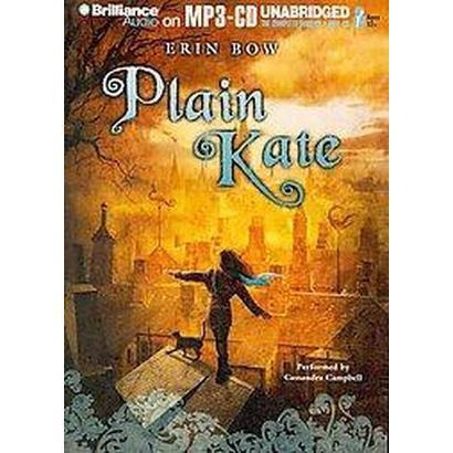 Plain Kate (Unabridged) (Compact Disc)