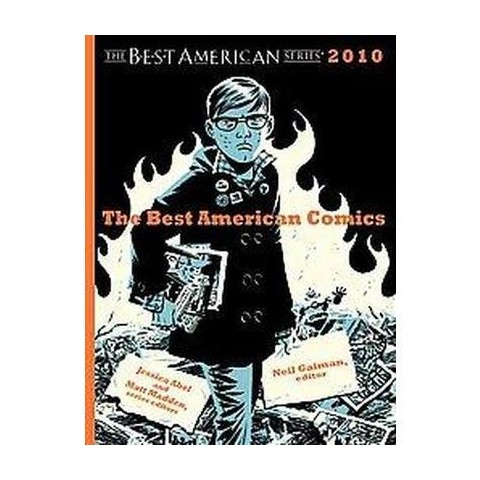 The Best American Comics 2010 (Hardcover)