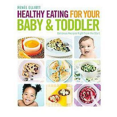 Healthy Eating for Your Baby & Toddler (Paperback)