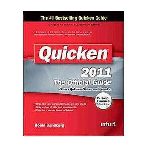Quicken 2011 (Paperback)