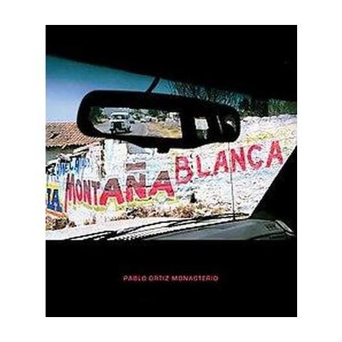 Montana Blanca / White Mountain (Hardcover)