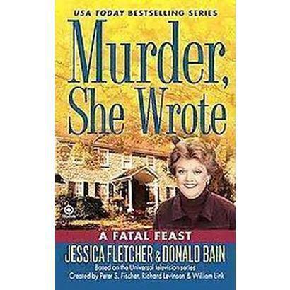 A Fatal Feast (Reprint) (Paperback)