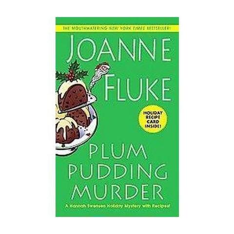 Plum Pudding Murder (Reprint) (Paperback)