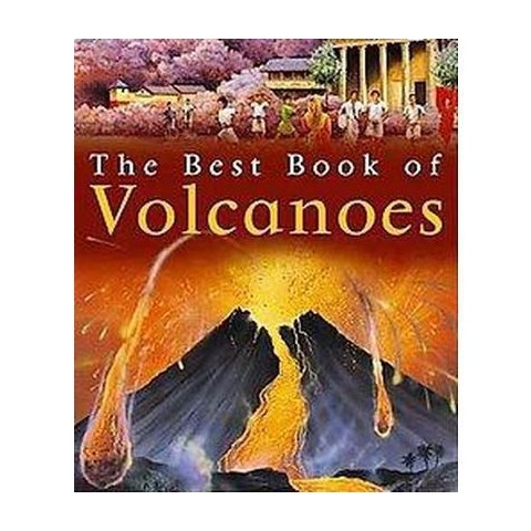 The Best Book of Volcanoes (Reprint) (Paperback)