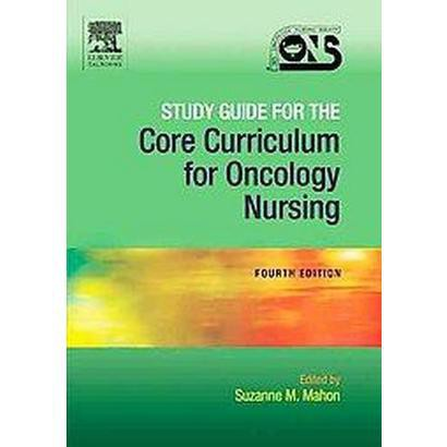 Core Curriculum for Oncology Nursing (Study Guide) (Paperback)