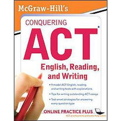 Conquering ACT English, Reading, and Writing (Paperback)