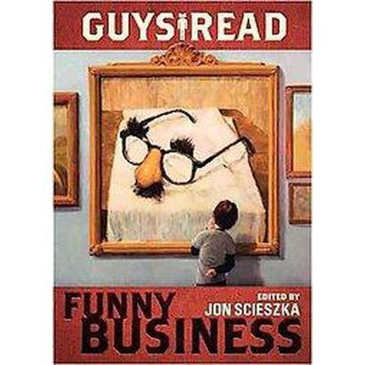 Guys Read (Hardcover)