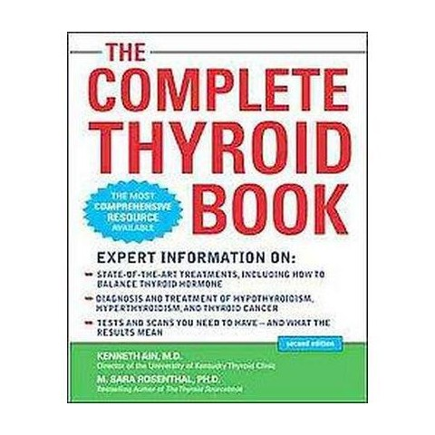 The Complete Thyroid Book (Paperback)