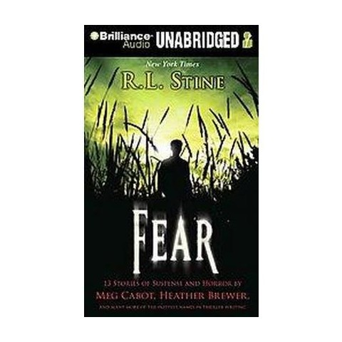 Fear (Unabridged) (Compact Disc)