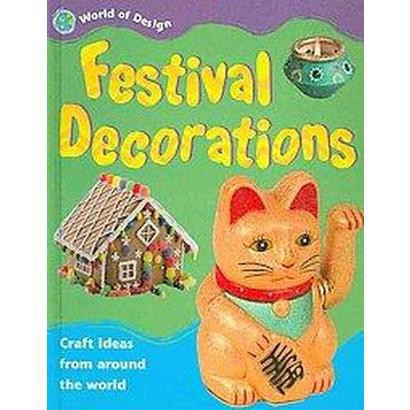 Festival Decorations (Hardcover)