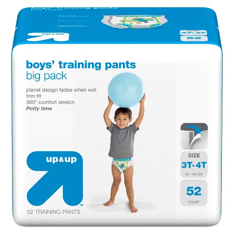 up & up™ Boys' Training Pants - Big Pack (Select Size)