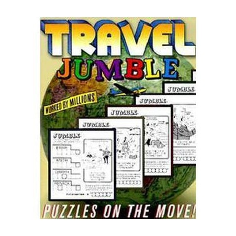 Travel Jumble (Paperback)