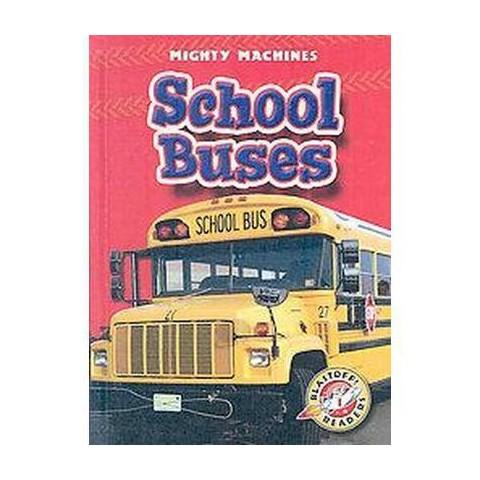 School Buses (Hardcover)