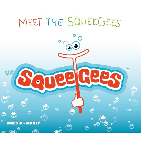Meet The Squeegees - Only at Target