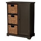 Entryway Storage Cabinet - Espresso