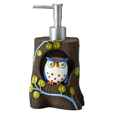 Awesome Owls Lotion Pump