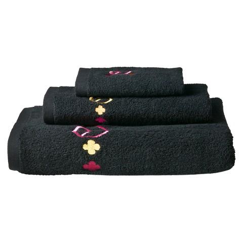 Peace Out 3 Piece Towel Set
