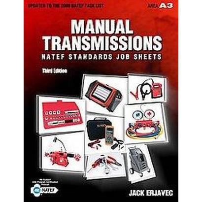 Manual Transmissions (A3) (Paperback)