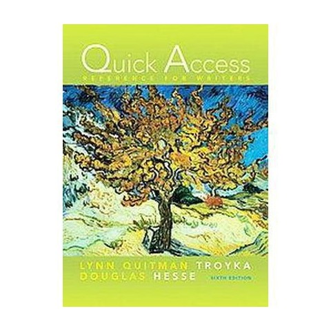 Quick Access Reference For Writers (Spiral)