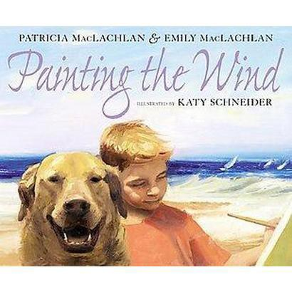 Painting the Wind (Reprint) (Paperback)
