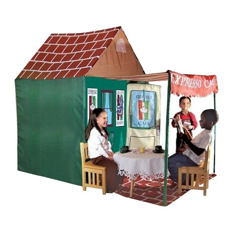 Serec Expresso Cafe Play Structure (Floormat Not Included)