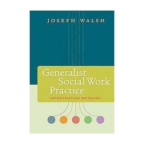 Generalist Social Work Practice (Paperback)