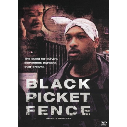 Black Picket Fence (Fullscreen)