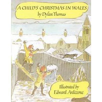 A Child's Christmas in Wales (Hardcover)