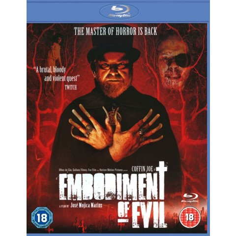 Embodiment of Evil (Blu-ray) (Widescreen)