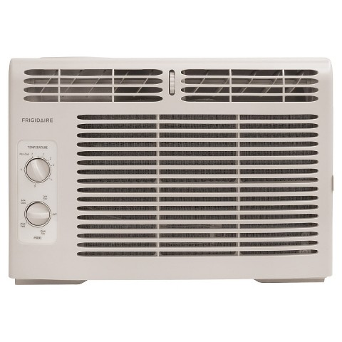 Frigidaire FRA052XT7 5,000 BTU 115V Window-Mounted Mini-Compact Air Conditioner with Mechanical Controls