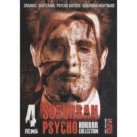 Suburban Psycho Horror Collection