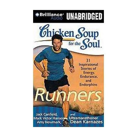 Chicken Soup for the Soul Runners (Unabridged) (Compact Disc)