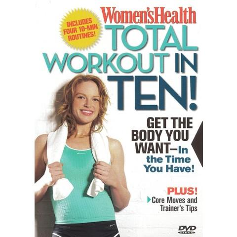 Women's Health: Total Workout in Ten!