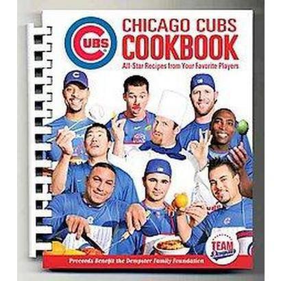 Chicago Cubs Cookbook (Hardcover)