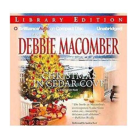 Christmas in Cedar Cove (Unabridged) (Compact Disc)