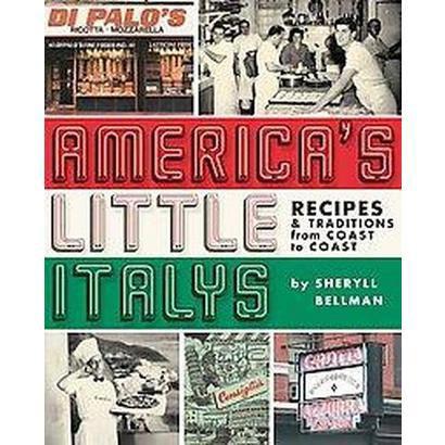 America's Little Italys (Paperback)
