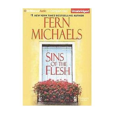 Sins of the Flesh (Unabridged) (Compact Disc)