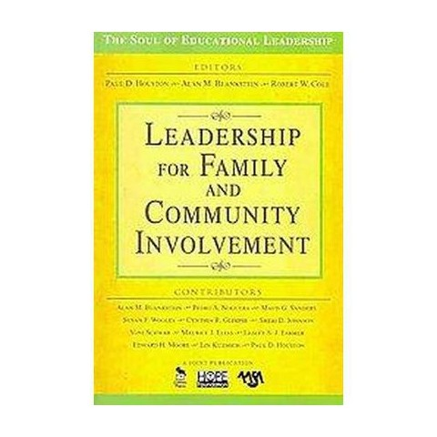 Leadership for Family and Community Involvement (Paperback)