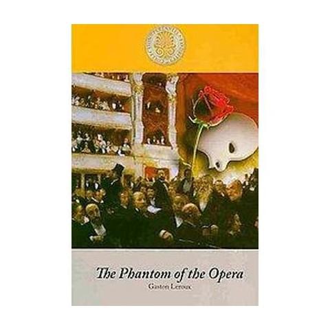 The Phantom of the Opera (Large Print) (Paperback)