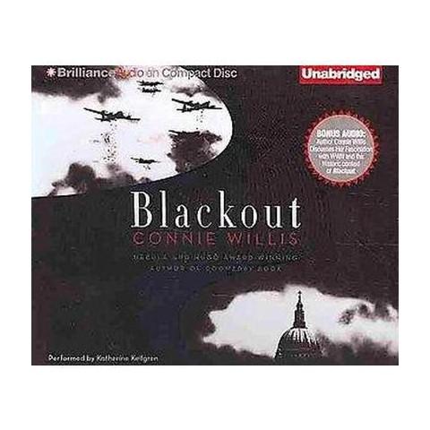 Blackout (Unabridged) (Compact Disc)