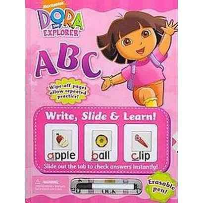 Dora the Explorer ABC (Hardcover)