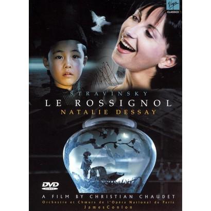Stravinsky: Le Rossignol (Fullscreen)