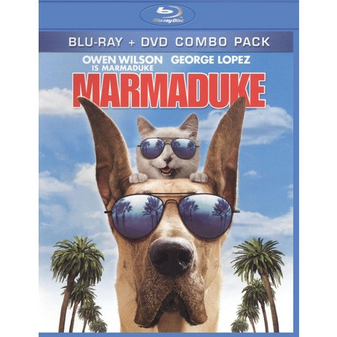 Marmaduke (Blu-ray/DVD)