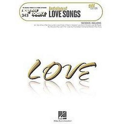 Anthology of Love Songs (Paperback)