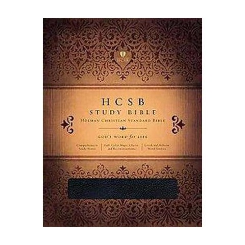 HCSB Study Bible (Indexed, Thumbed) (Paperback)