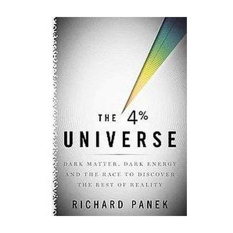 The 4% Universe (Unabridged) (Compact Disc)