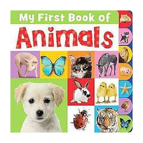 My First Book of Animals (Board)