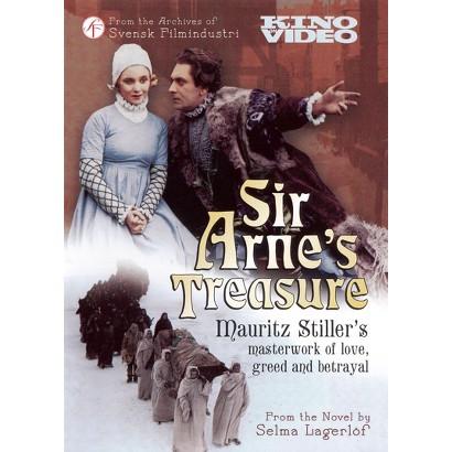 Masterworks of Silent Cinema: Sir Arne's Treasure (R)