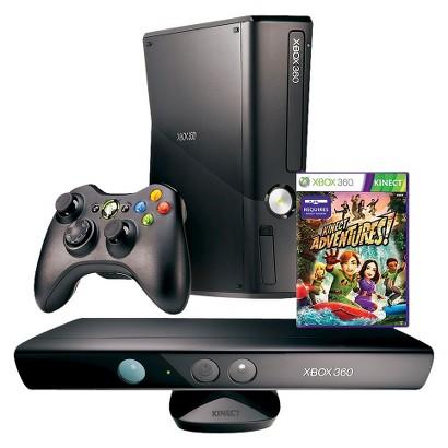 4 GB XBOX 360 Kinect Bundle (XBOX 360)